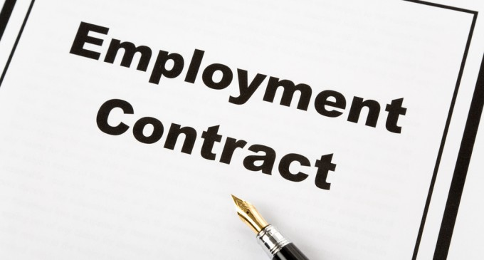 Employment Contract Corporate – Employment Contract
